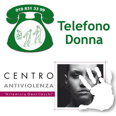 I Centri Antiviolenza a Savona Telefono Donna e ad Albenga Artemisia Gentileschi continuano l'ascolto telefonico