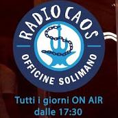 Continua il progetto Radio Caos delle Officine Solimano